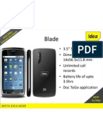 3G SmartPhone IDEA