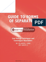33300553 BEAMA BS en 60439 Part 1 Guide to Forms of Separation
