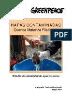 Napas Contaminadas