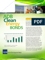 ADB Clean Energy Bonds