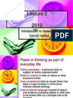 Lecture 2 2007