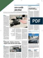 Articoli su possibile chiusura Tribunale di Cantù (febbraio - giugno 2012)
