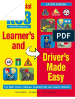 The Official K53 Learner's and Driver's Made Easy (Extract)