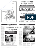 Versión impresa del periódico El mexiquense 1 agosto 2012