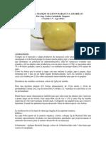 Manual Maracuya Biofertil Sac 2012!!!