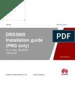 DBS3900 Installation Guide