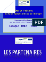 Projet Comenius Fêtes et traditions_recapitulatif