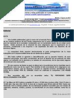 Boletin Nº 30 de la Comisión Exiliados Argentinos en Madrid-CEAM