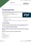 Loading Spatial Data