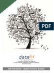 Job Description - Data64 Digital Forensic Analyst