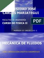MECANICA DE FLUIDOS 1-HIDROSTÁTICA 1-densidad y presión