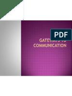 Gateways to Communication