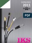 IKS CATALOGO 2011 EM PDF