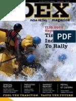IDEX India Retail, August 2012