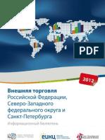 2012.Внешняя.торговля.РФ.СЗФО.СПБ