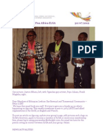 Pan Africa ILGA News Letter -July 30