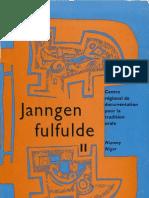 Janngen fulfulde N°2 (Textes élaborés et édités avec le concours de l'Unesco)