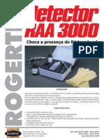 Detector RAA 3000