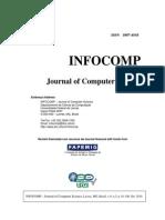 INFOCOMP Paper Online