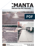 PVC MANTA