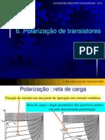 polarização de transistores