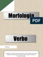 Morfologia Verbo