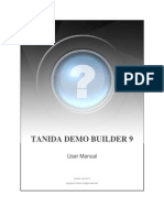 DemoBuilder 9 Manual