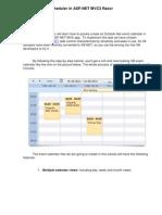 Creating a VB Scheduler in ASP.net