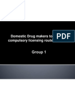 Domestic Drugs Ppt-group 1