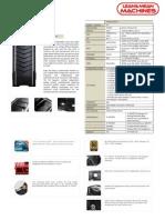 fusion r3i product sheet