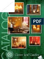 Clover Leaf Candles Sept2011 Catalog
