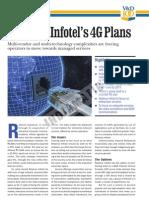 Reliance Infotels 4G Plans
