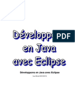 Dev en Java Avec Eclipse