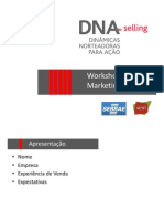Workshop DNA Selling