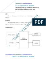 Secured Wireless Communication for Industrial Automation and Control---ieee2011