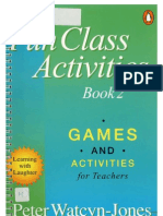 29580428 Fun Class Activities