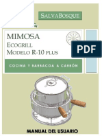 Manual Del Usuario Mimosa R-10 Plus