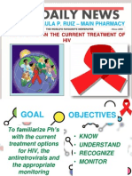 Update on the Current Treatment of HIV