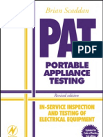 24231881 Elsevier Portable Appliance Testing 2003 Edition