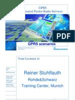 CD Rom Training GPRS Scenarios