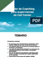 Coaching Para Supervisores de Call Center