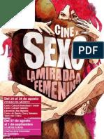 1108 20al26 Programacion Muestra Cine y Sexo La Mirada Femenina