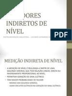 02-13-MEDIDORES INDIRETOS DE NÍVEL