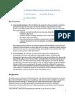 Independent Agency Regulatory Analysis Act Summary