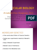Molecular Biology Ppt - Copy