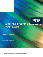 Thomas Sterling - Beowulf Cluster Computing With Linux