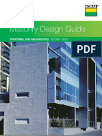 Masonry Design Guide