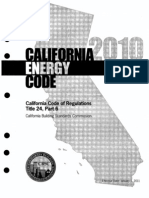 CA 2010 Title24 06 Energy Code