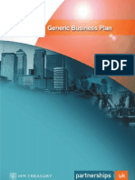 2 - Generic Business Plan PDF