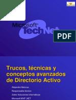 Trucos Directorio Activo